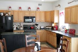 decorating ideas for above kitchen cabinet space space above kitchen cabinets ideas home decor and interior