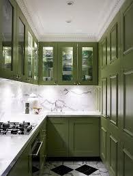 Green And Blue Kitchen Best 20 Green Kitchen Cabinets Ideas On Pinterest Green Kitchen