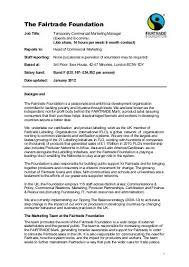 marketing manager job description marketing manager job