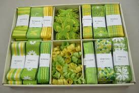 ribbon display green ribbon display for gift packing id 7635689 product details