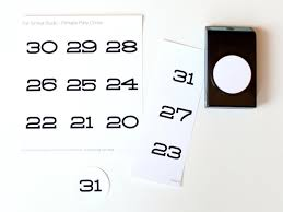 Printable Halloween Calendar Halloween Countdown Calendar How Tos Diy