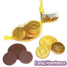 where to buy hanukkah gelt hanukkah gelt gold foiled milk chocolate coins 1 ounce mesh bags