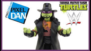 Wwe Undertaker Halloween Costume Tmnt Wwe Donatello Undertaker Ninja Superstars Turtles