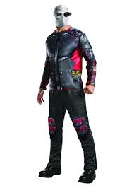 arrow halloween costume party city deadshot costume does not miss