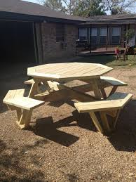 Luxcraft Poly Octagon Picnic Table Swingsets Luxcraft Poly by 92 Best Wooden Patio Furniture Images On Pinterest Woodwork
