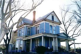 the house dallas the blue house on browder flashback dallas
