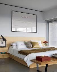 Concrete Floor In 18 Bold And Contemporary Bedroom Designs