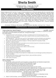 Supervisor Resume Examples by Treasury Supervisor Resume Sample Resume Samples Pinterest
