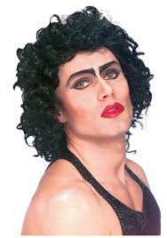 Rocky Horror Picture Show Halloween Costumes Frank Furter Wig Rocky Horror Picture Show Accessories