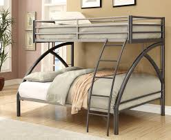 534 90 gun metal twin over full bunk bed bunk beds 8