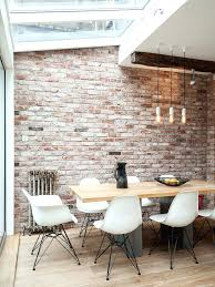 faux brick wall panels interior faux brick wall panels from home