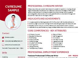 new cv professional cv writing service