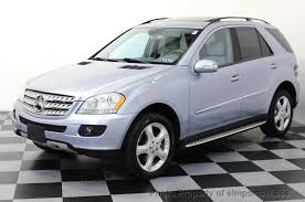 mercedes m suv 2008 used mercedes m class ml350 4matic awd suv