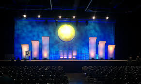concert lighting design schools beautiful stage decoration ideas for different functions