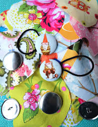 ponytail holders 2 minute project diy fabric scrap ponytail holders hello