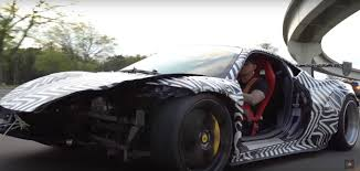 ferrari supercar crashed ferrari 458 drifting on jacksonville streets is supercar