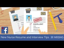 New Grad Nurse Resume How To Get A Job In The Icu As A New Grad Nurse Resume And