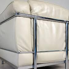 Esszimmerst Le Retro Vintage Lc2 Sessel Von Le Corbusier Für Cassina Bei Pamono Kaufen