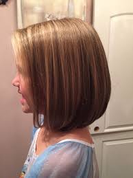 hairstyles for chin length for kids off 5 and above little girls bob haircut hair beauty pinterest girl bob