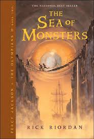 Percy Jackson Barnes And Noble The Sea Of Monsters Reflections Of A Book Addict
