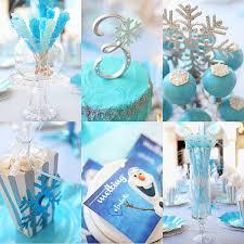 BRRRR Frozen Party Ideas