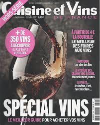 cuisine et vins de coup de coeur de cuisine et vins de hors série vins de