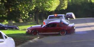 wrecked camaro shelby gt500 crashes hard at car show ford authority