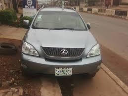 pimped lexus rx 350 reg lexus rx350 and rx330 sold autos nigeria
