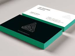 top grade color print business cards edge painting thick