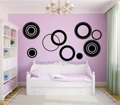 tween wall decals tween wall decals children wall decals name teenage girl wall decals circles vinyl decal wall stickers