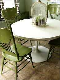 How To Paint A Table by Kitchen Skinny Dining Table How To Paint Furniture White