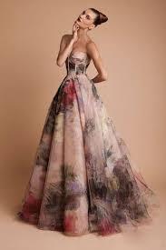 alternative wedding dresses 15 heels gorgeous floral wedding dresses