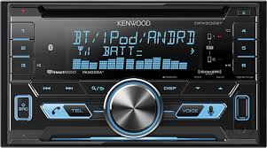 black friday car audio kenwood cd built in bluetooth apple ipod and satellite radio