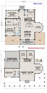 Yurt Floor Plan South Carolina Log Home Floor Plan By Golden Eagle Log Homes