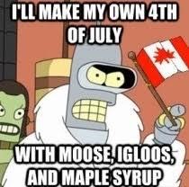 Canada Day Meme - happy canada day meme guy