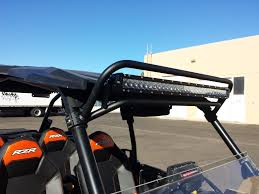 Led Light Bar Utv by Polaris Rzr Xp 1000 Xp1k 5 Watt Led Light Bar And Mount 14 400