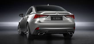 lexus sport 2017 inside 2017 lexus is makes european debut at 2016 paris motor show