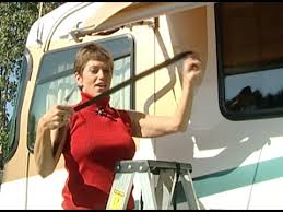 rv tips repairing an awning youtube