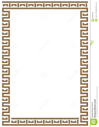 vector certificate border template with additional design elements