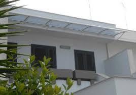 tettoie per porte esterne pensiline e tettoie a busnago mister tenda con tettoie per porte