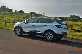 renault captur white interior new renault captur india review price specs mileage image