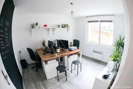 d馗orer un bureau professionnel élégant décoration bureau professionnel frais design à la maison