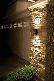 solar powered exterior wall lights light furniture exterior wall stone cladding house design with