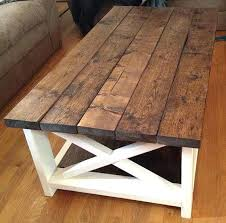 Diy Large Coffee Table by Rustic Round Coffee Tables U2013 Viraliaz Co