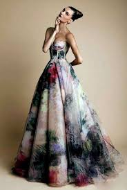 coloured wedding dresses best 25 colored wedding dress ideas on colorful