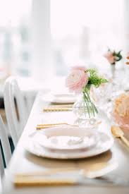 pretty pastel baby shower with a delicious dessert table