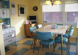 1950 kitchen furniture 54 of the best retro kitchen dining tables