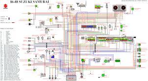 suzuki sx4 wiring diagram with schematic pictures 9077 for