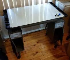 Gumtree Desk Melbourne Glass Desk In Melbourne Region Vic Desks Gumtree Australia