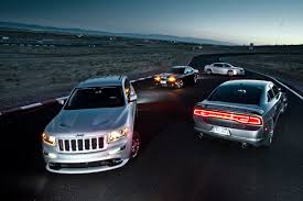 racing jeep grand cherokee street and racing technology srt brand launches enhanced